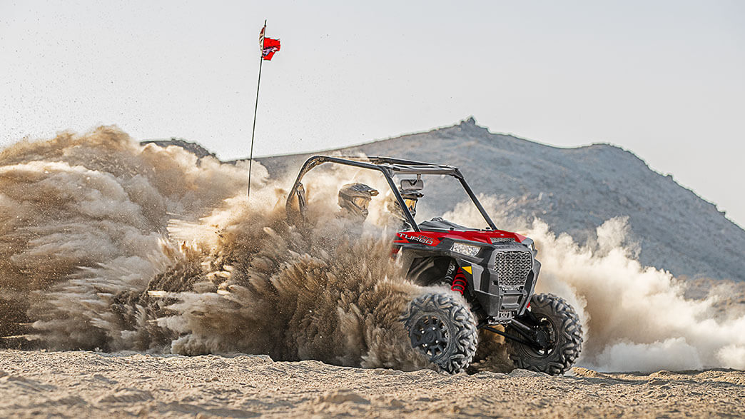 2018 Polaris RZR XP Turbo EPS Fox Edition in Irvine, California