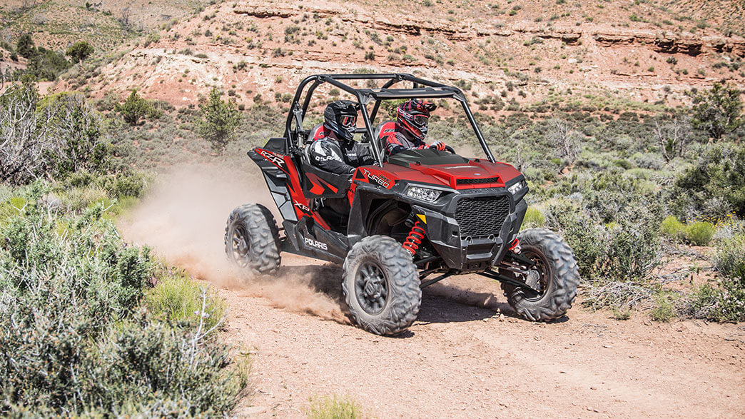 2018 Polaris RZR XP Turbo EPS Fox Edition in Danbury, Connecticut