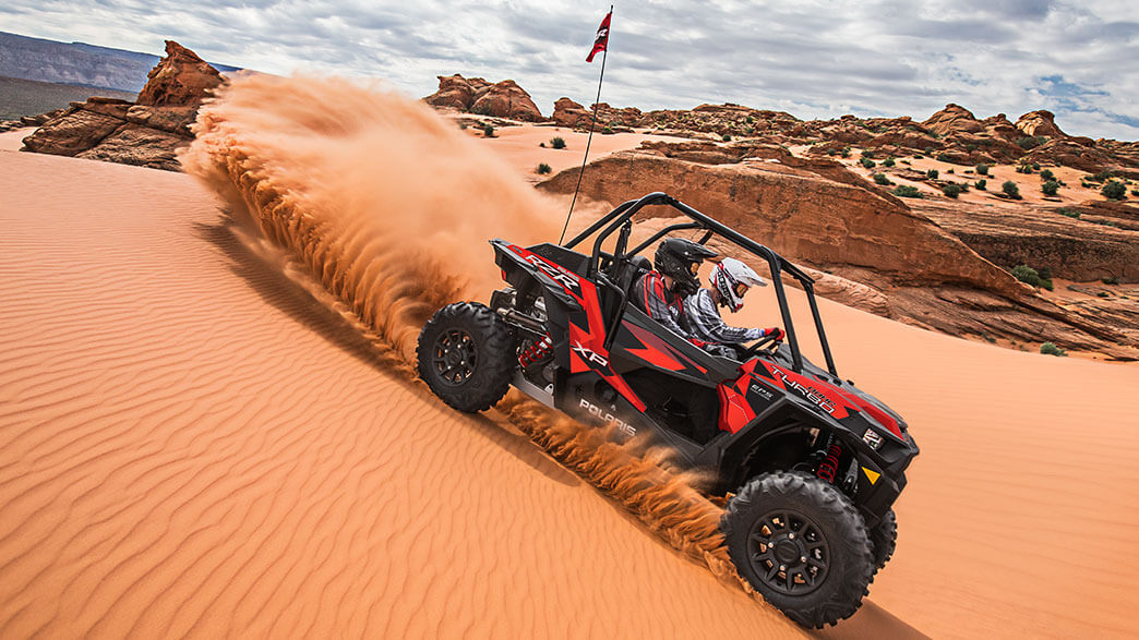 2018 Polaris RZR XP Turbo EPS Fox Edition in Batavia, Ohio