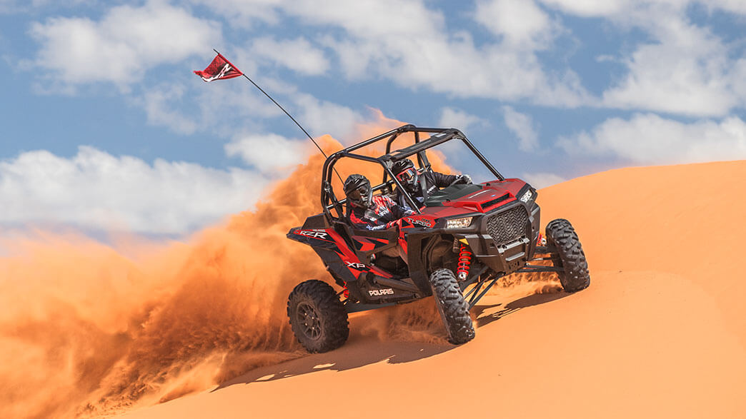 2018 Polaris RZR XP Turbo EPS Fox Edition in Chicora, Pennsylvania