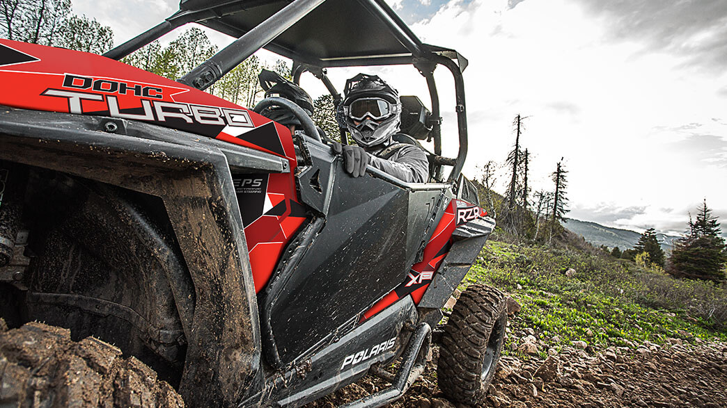 2018 Polaris RZR XP Turbo EPS Fox Edition in Marietta, Ohio