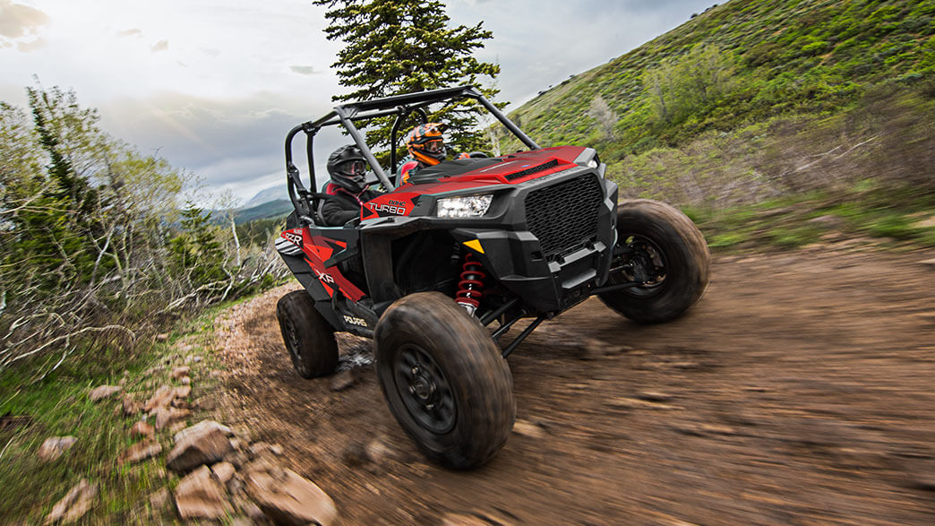 2018 Polaris RZR XP Turbo EPS Fox Edition in Ukiah, California