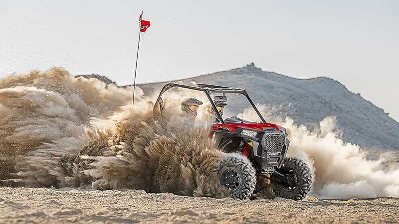 2018 Polaris RZR XP Turbo EPS Fox Edition in Centralia, Washington