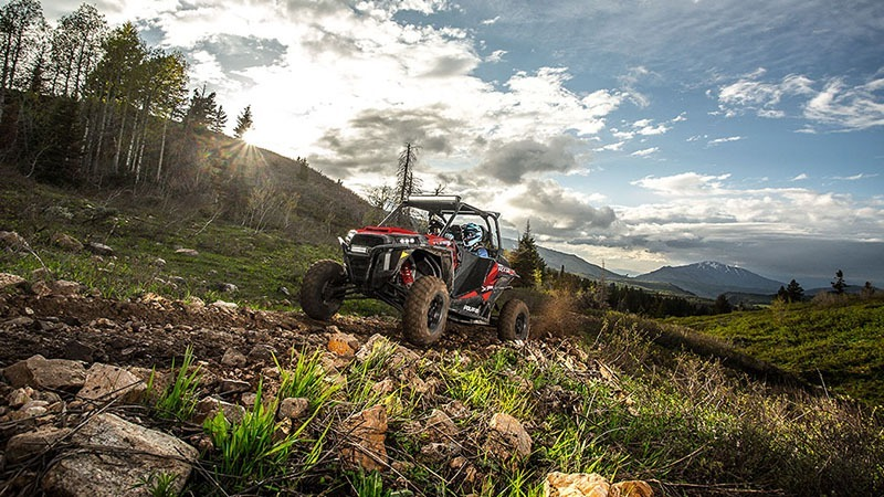 2018 Polaris RZR XP Turbo EPS Fox Edition in Tualatin, Oregon