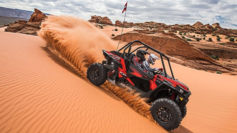 2018 Polaris RZR XP Turbo EPS Fox Edition in Jones, Oklahoma