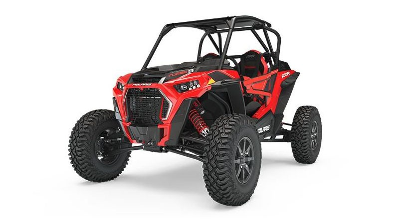 2018 Polaris RZR XP Turbo S in Albemarle, North Carolina