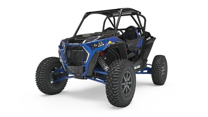 2018 Polaris RZR XP Turbo S in High Point, North Carolina