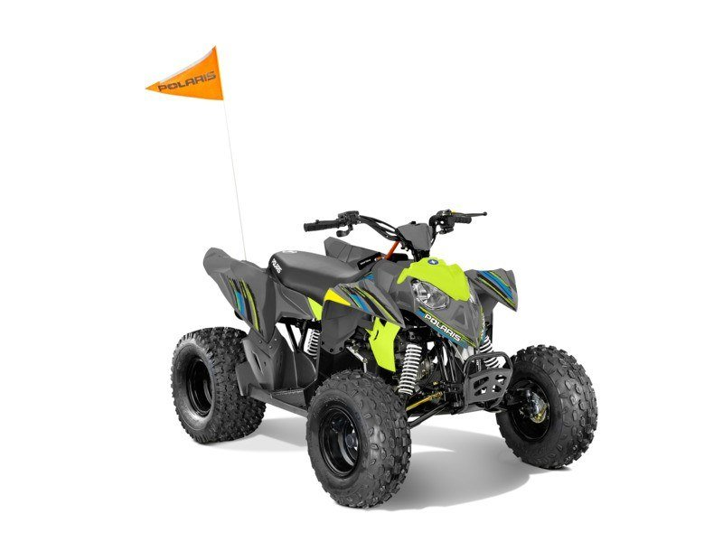 2019 Polaris Outlaw 110 in Bigfork, Minnesota - Photo 1