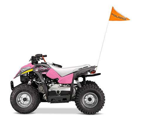 2019 Polaris Outlaw 50 in Milford, New Hampshire