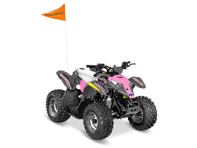 2019 Polaris Outlaw 50 in Chicora, Pennsylvania