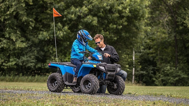 2019 Polaris Sportsman 110 EFI in Woodstock, Illinois
