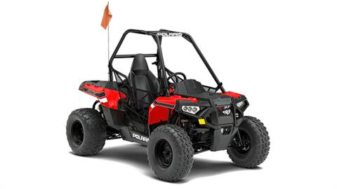 2019 Polaris Ace 150 EFI in Monroe, Michigan