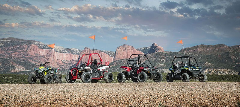 2019 Polaris Ace 150 EFI in Elkhorn, Wisconsin