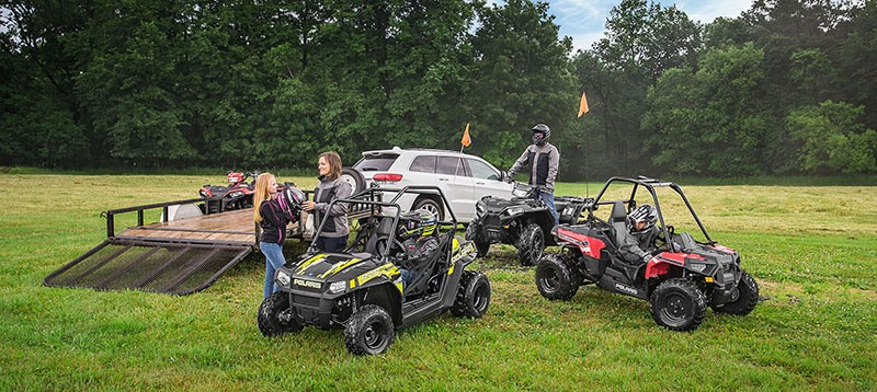 2019 Polaris Ace 150 EFI in Baldwin, Michigan