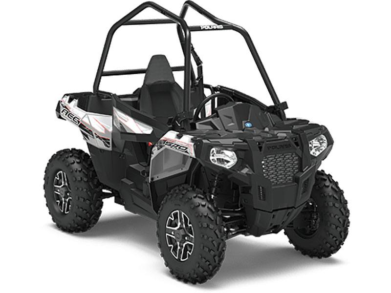 2019 Polaris Ace 570 EPS in Mount Pleasant, Michigan