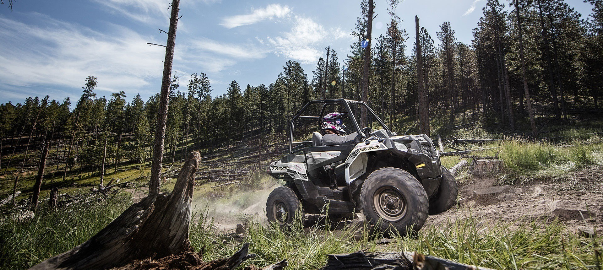 2019 Polaris Ace 570 EPS in Lagrange, Georgia