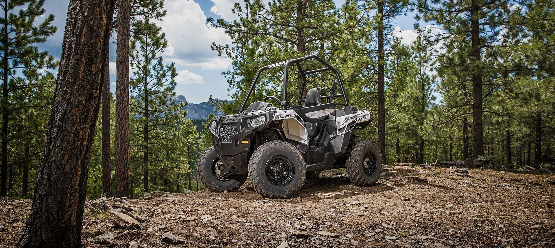 2019 Polaris Ace 570 EPS in Cochranville, Pennsylvania