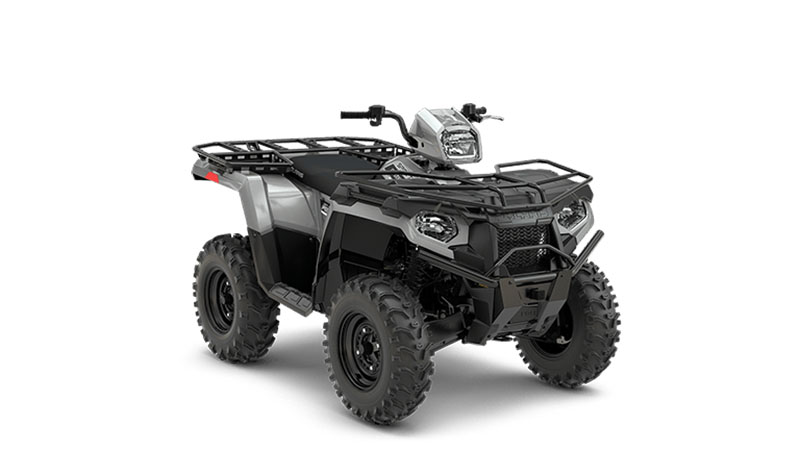 2019 Polaris Sportsman 570 EPS Utility Edition in Ada, Oklahoma