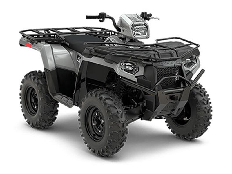2019 Polaris Sportsman 570 EPS Utility Edition in Katy, Texas - Photo 10