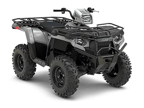 2019 Polaris Sportsman 570 EPS Utility Edition in Hancock, Wisconsin