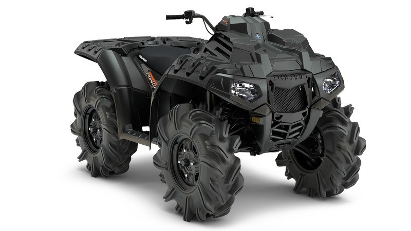 2019 Polaris Sportsman 850 High Lifter Edition 9