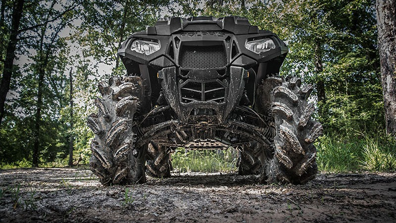 2019 Polaris Sportsman 850 High Lifter Edition in Calmar, Iowa - Photo 3
