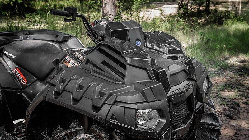 2019 Polaris Sportsman 850 High Lifter Edition in Elkhorn, Wisconsin - Photo 5