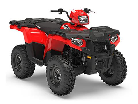 2019 Polaris Sportsman 450 H.O. in Elkhorn, Wisconsin