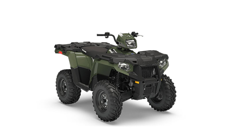 2019 Polaris Sportsman 450 H.O. in Mount Pleasant, Michigan