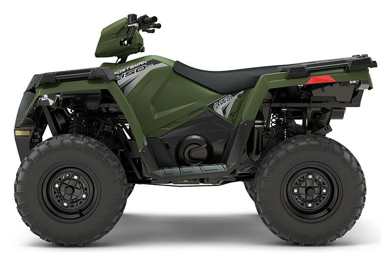 2019 Polaris Sportsman 450 H.O. in Caroline, Wisconsin - Photo 2