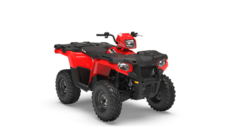 2019 Polaris Sportsman 450 H.O. EPS in Sterling, Illinois