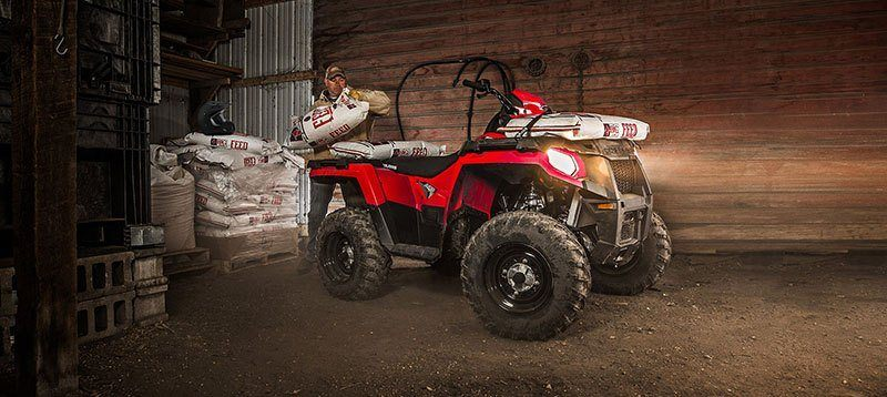 2019 Polaris Sportsman 450 H.O. EPS in Clyman, Wisconsin
