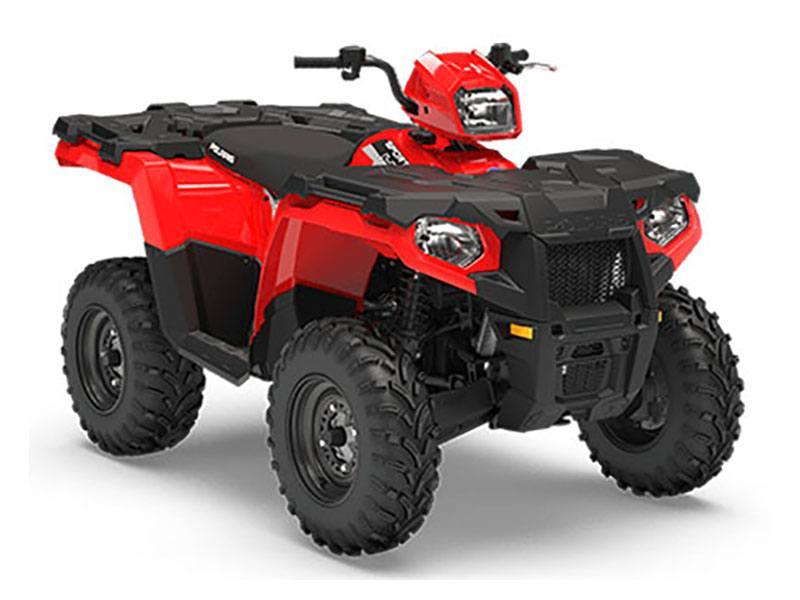 2019 Polaris Sportsman 450 H.O. EPS in Barre, Massachusetts