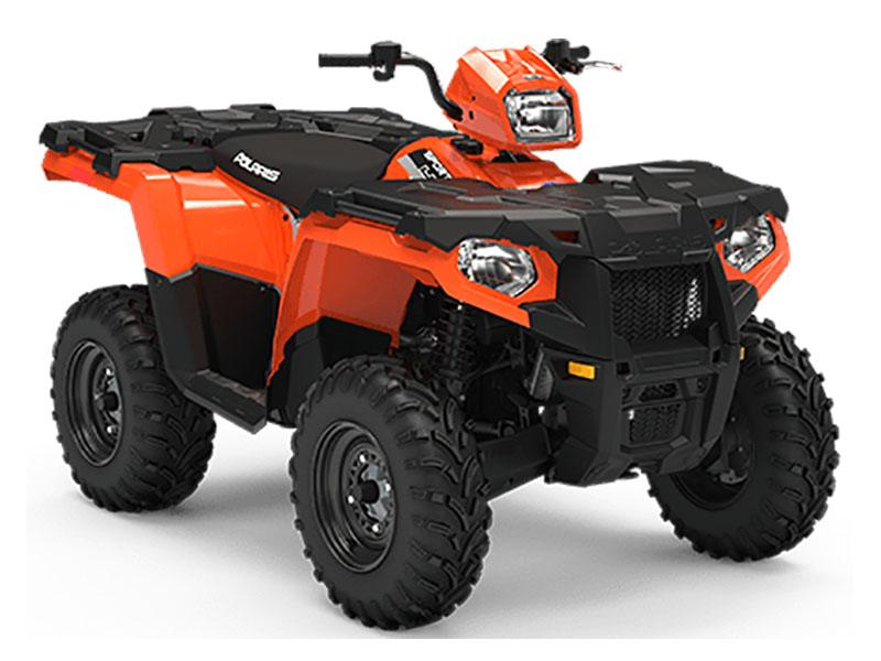 2019 Polaris Sportsman 450 H.O. EPS LE in Garden City, Kansas