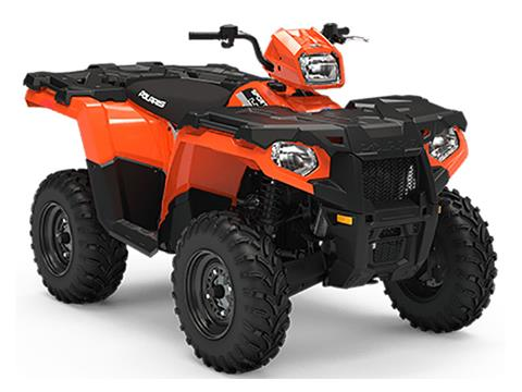 2019 Polaris Sportsman 450 H.O. EPS LE in Elkhorn, Wisconsin