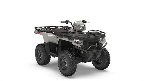 2019 Polaris Sportsman 450 H.O. Utility Edition in Sterling, Illinois