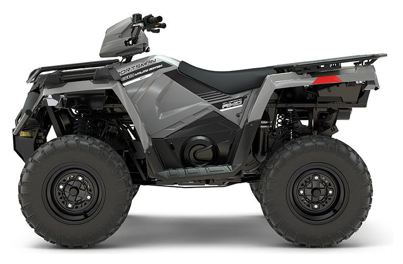 2019 Polaris Sportsman 450 H.O. Utility Edition (Red Sticker) in Pierceton, Indiana - Photo 2