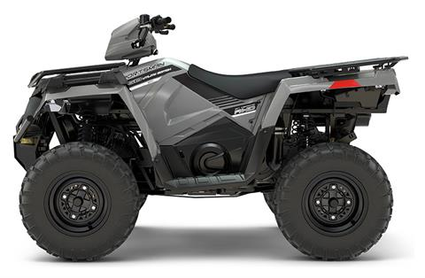 2019 Polaris Sportsman 450 H.O. Utility Edition (Red Sticker) in Newport, Maine - Photo 2