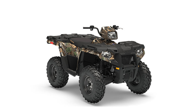 2019 Polaris Sportsman 570 Camo in Springfield, Ohio