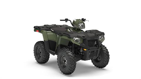 2019 Polaris Sportsman 570 in Hancock, Wisconsin