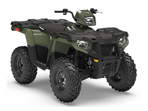 2019 Polaris Sportsman 570 in Barre, Massachusetts