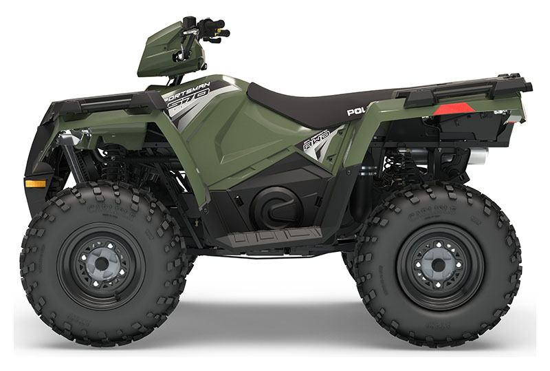 2019 Polaris Sportsman 570 in Saratoga, Wyoming - Photo 2
