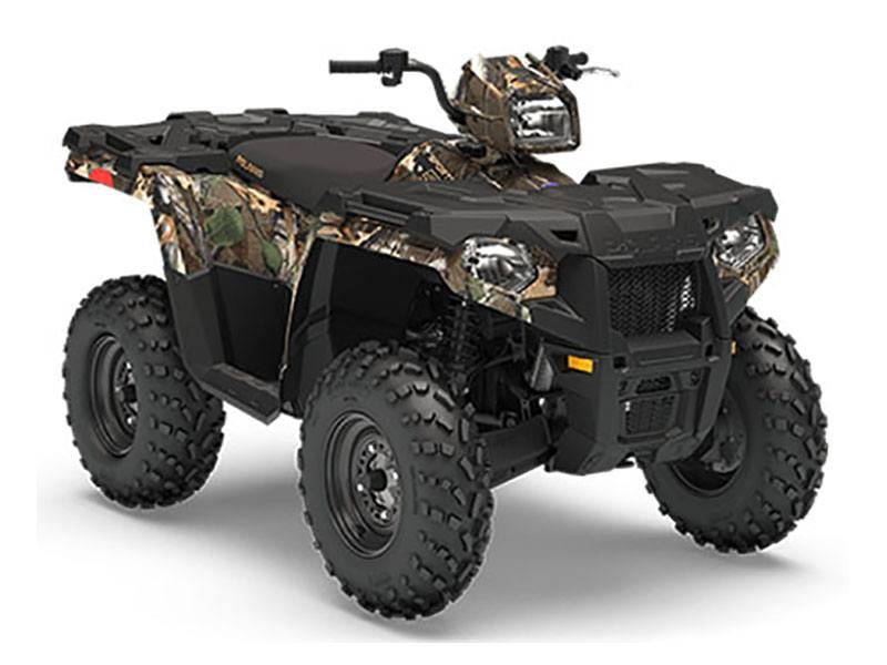 2019 Polaris Sportsman 570 Camo in Cambridge, Ohio
