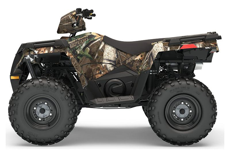 2019 Polaris Sportsman 570 Camo in Fond Du Lac, Wisconsin - Photo 2