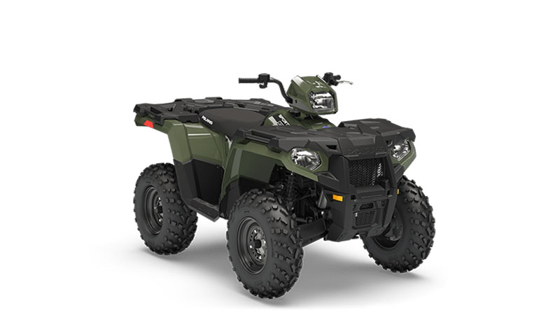 2019 Polaris Sportsman 570 EPS in Baldwin, Michigan