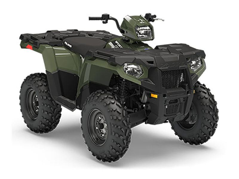 2019 Polaris Sportsman 570 EPS in Hayward, California