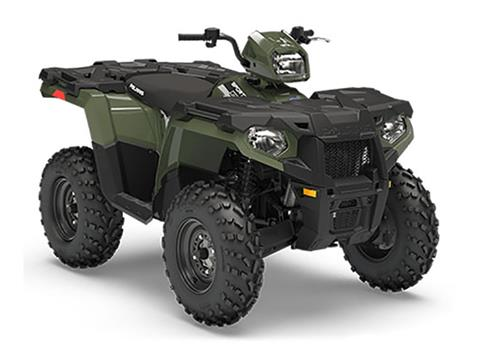 2019 Polaris Sportsman 570 EPS in Barre, Massachusetts