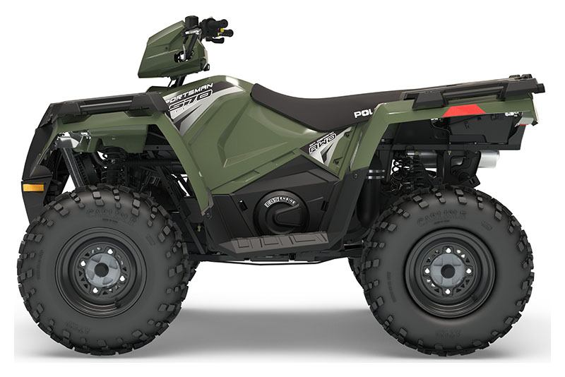 2019 Polaris Sportsman 570 EPS in Adams, Massachusetts - Photo 2