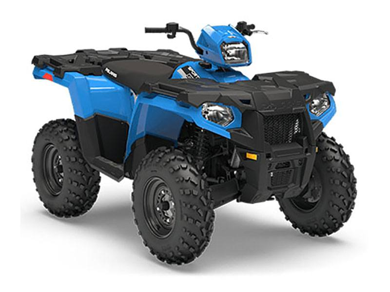 2019 Polaris Sportsman 570 EPS in Bennington, Vermont - Photo 1