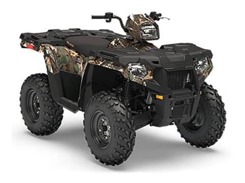 2019 Polaris Sportsman 570 EPS Camo in Gaylord, Michigan
